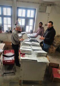 niszczenie dokumentow gdansk leonard chudoba